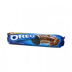 Μπισκότα Γεμιστά Choco Brownie Oreo (154 g)