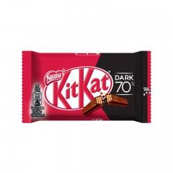 Kit Kat 70% Μαύρη Σοκολάτα 41.5gr
