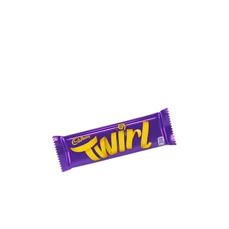 Σοκολάτα Γάλακτος Twirl 43 g