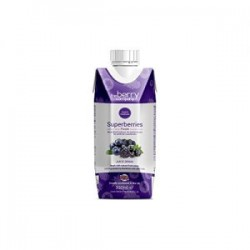 ALL NATURAL SUPERBERRY PURPLE 330ml