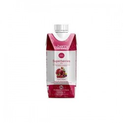ALL NATURAL SUPERBERRY RED 330ml