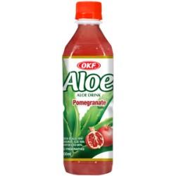 Ποτο με Aloe Vera OKF, Ρόδι 500 ml