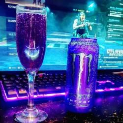 Ultra Violet Energy Drink 500ml
