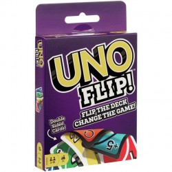 Uno Flip παιχνίδι 2tem.