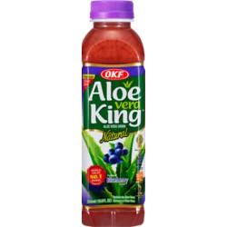 Aloe Vera King - Μύρτιλο (Blueberry) 500ml