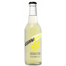 CANNA ICE TEA LEMON SUGAR FREE 330ml