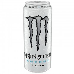 Monster Energy Zero Ultra Ενεργειακό Ποτό 500ml