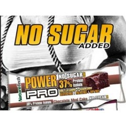 "Proteins bars ""Power Pro"" no sugar - 40gr"